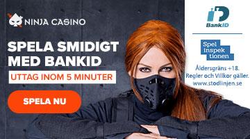 Ninja Casino recension