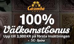 Casimba recension