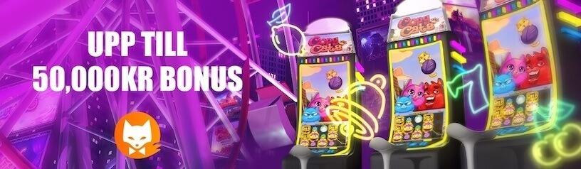 Jackpotcity casino 50000kr bonus