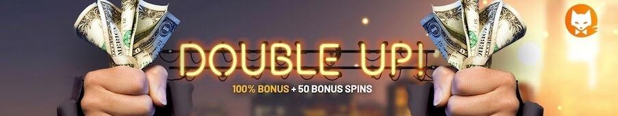 Mobo Casino välkomstbonus i Sverige banner