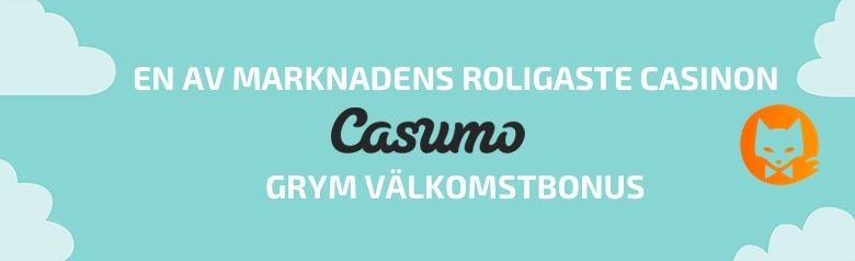 Casumo Casino Sverige Bonus