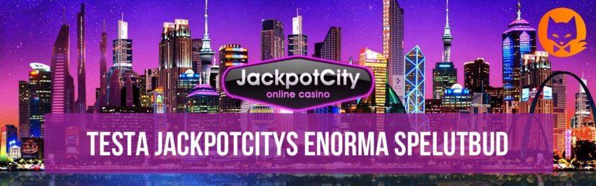 Jackpot Casino spelutbud