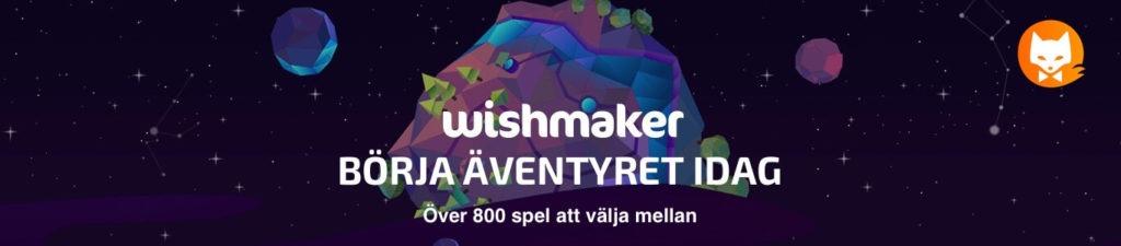 Wishmaker casino äventyr