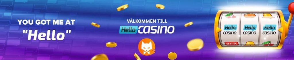 Hello Casino freespins bonus