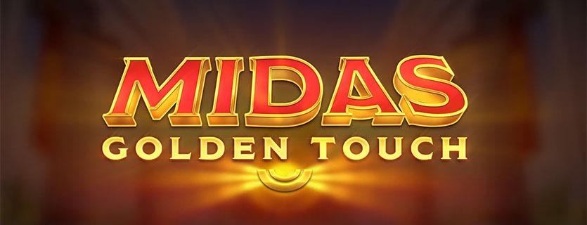 midas golden touch banner