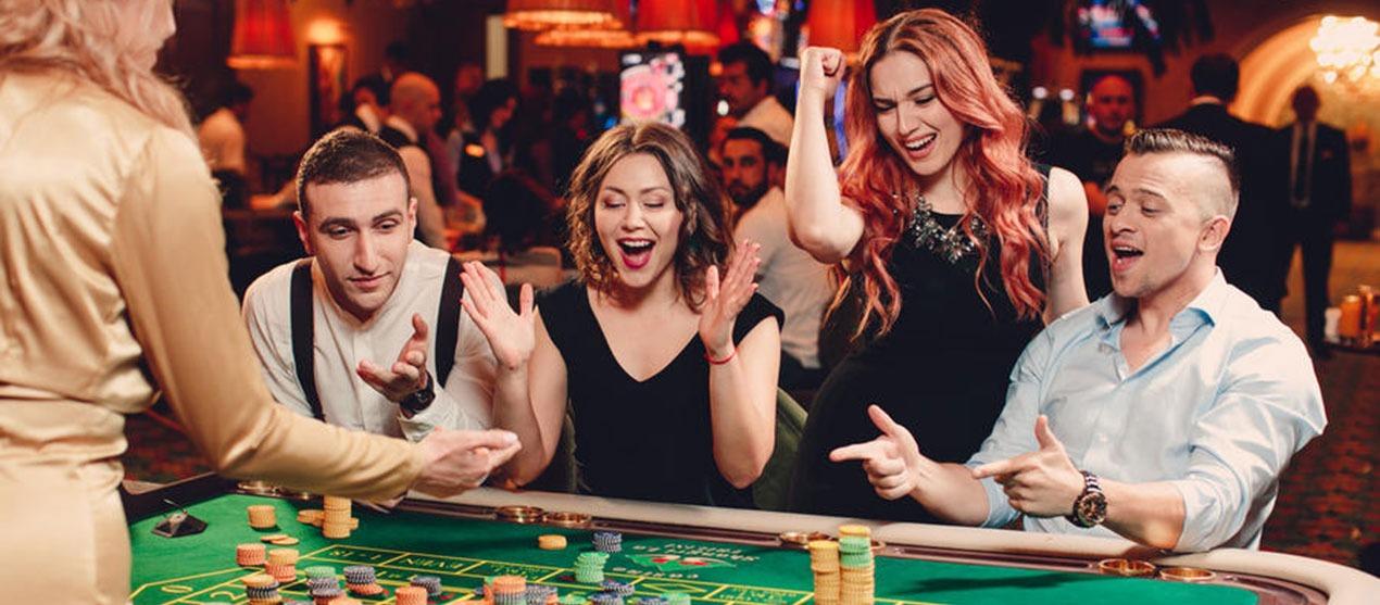 Riktig live roulette