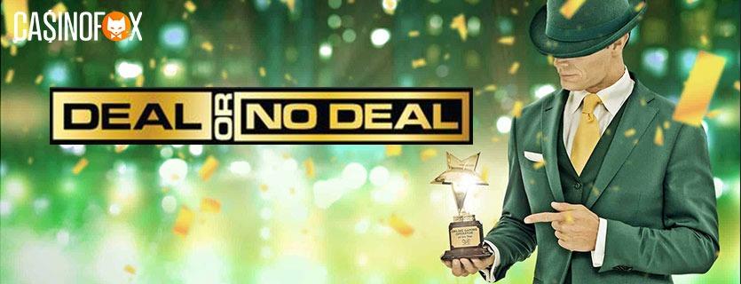 Mr Green lanserar Deal or No Deal Live – plus en massa free spins