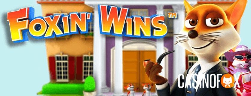 nextgen Foxin' Wins logga