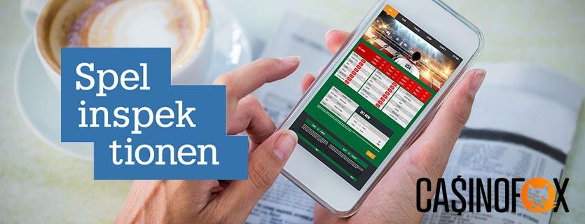 Fördelar med svenskspellicens casino online