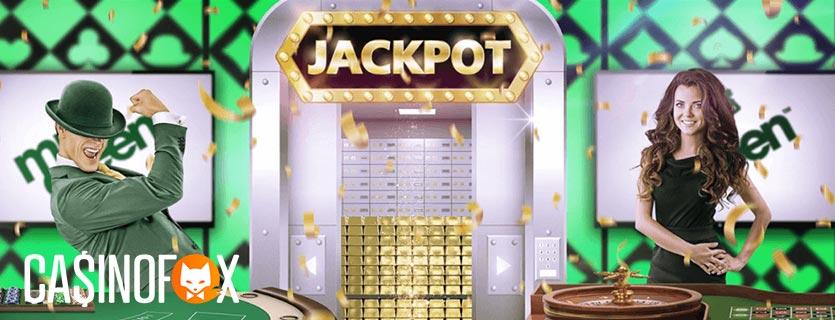 Mr Green lanserar personlig jackpott för alla spelare