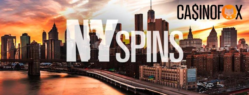 NYSpins nya bonus och poäng