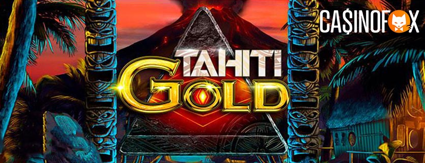 Tahiti Gold Slot banner