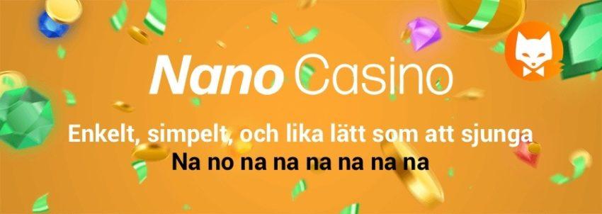 Nano Casino Nano na na na