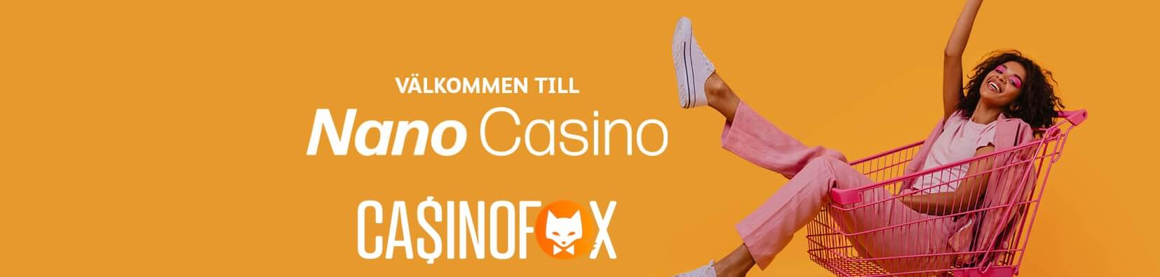 Nano Casino bonus Sverige