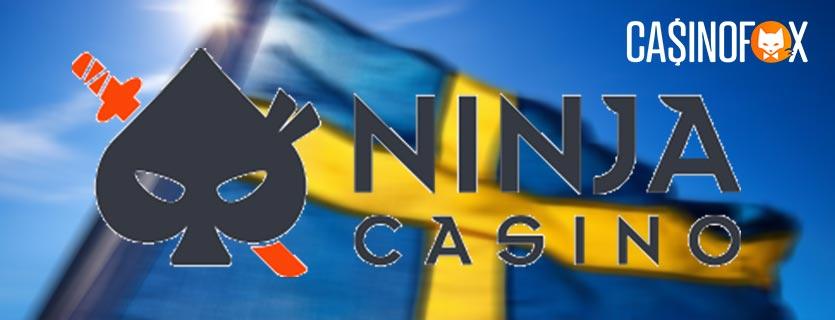 Ninja Casino kan snart vara tillbaka på den svenska marknaden