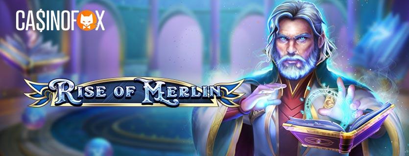 Rise of Merlin banner