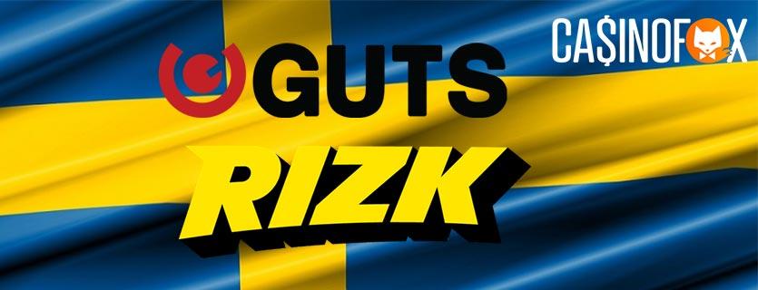 Rizk Guts sportsbook sportutbud stängs ned