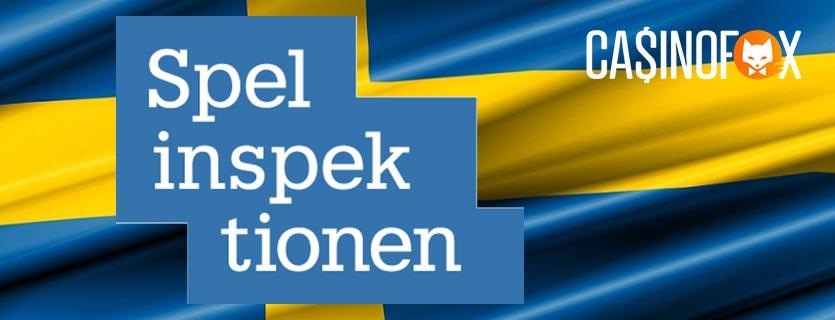 Svenska spelinspektionen banner