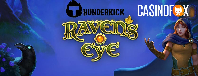 Raven´s eye slot banner