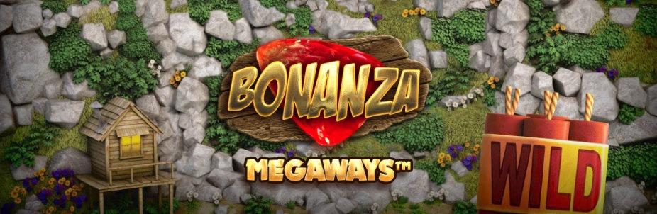bonanza megaways logga