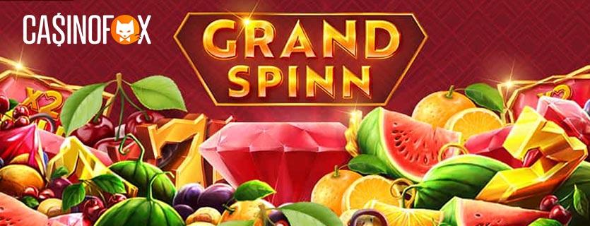 Grand Spinn Slot Netent