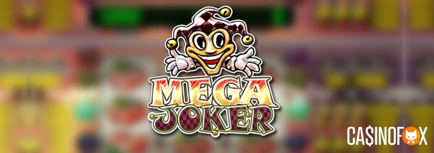 Recension av slotten Mega Joker