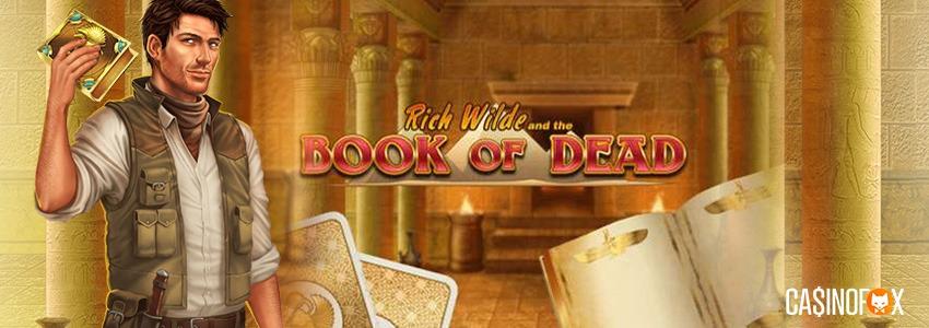 Recension av Slotten Book of Dead