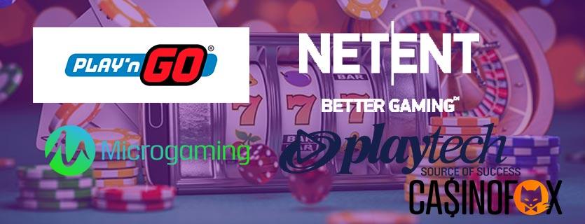 Basta casinospels leverantorerna