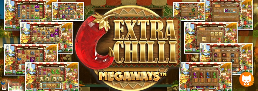 EXTRA CHILI banner