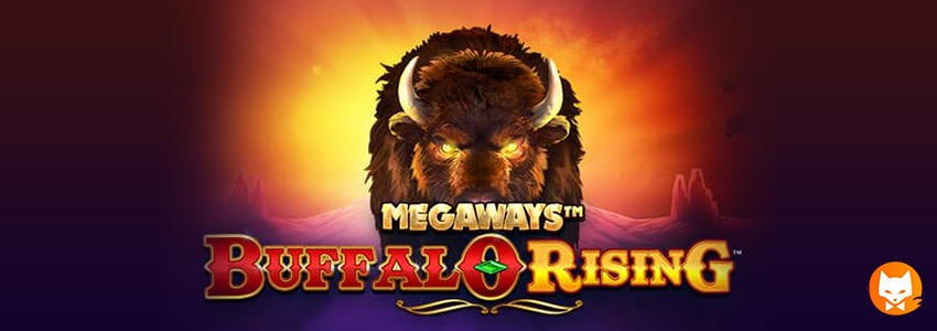 BUFFALO RISING MEGAWAYS​
