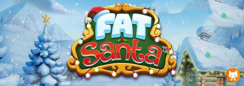 FAT SANTA banner