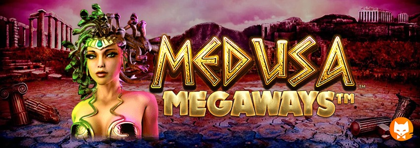 MEDUSA MEGAWAYS banner