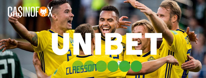 Unibet Sverige kampanj