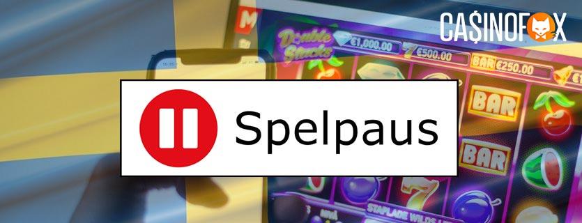 Fördel och nackdel med Spelpaus