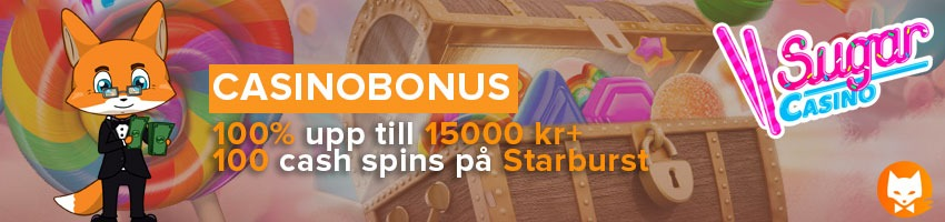 sugar casino bonus banner