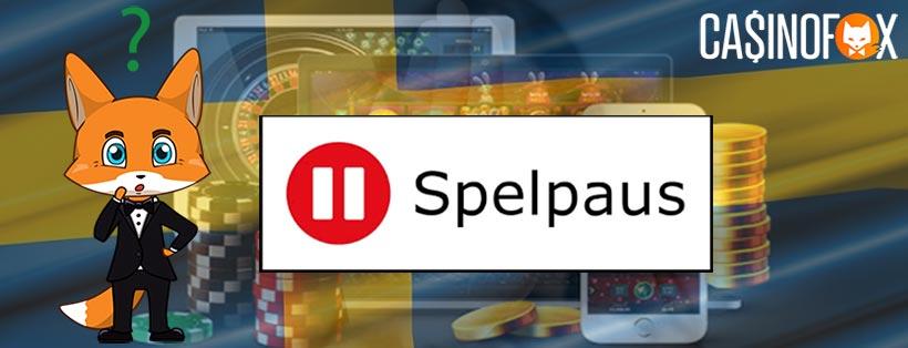 Alltfler svenskar spelar pa casino utan Spelpaus
