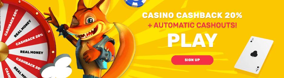 crazyfox casino banner sverige