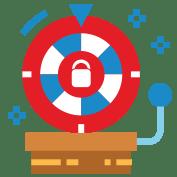 Snurrhjuls ikon