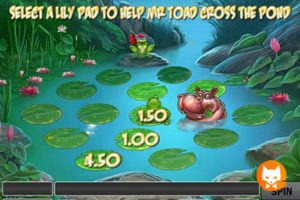 mr toad gameplay