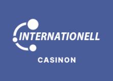 Internationell casinon logga