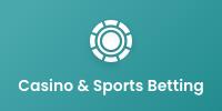Casino & Sportbetting logga