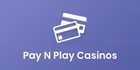 Pay 'n Play casino logga