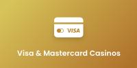 creditcard casinon