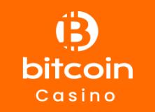Bitcoin casino logga