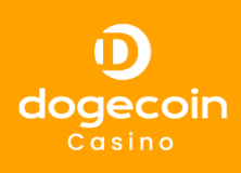 Dogecoin casino logga