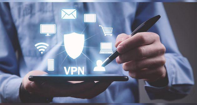VPN logga